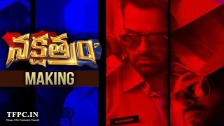 Krishna Vamsi's Nakshatram Movie Making Video | Sai Dharam Tej Birthday Special Video | TFPC - TFPC