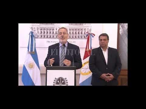 FUERON ANUNCIADAS NUEVAS �REAS EN EL MINISTERIO DE SEGURIDAD