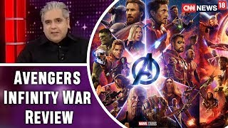 Avengers: Infinity War Review || Marvel Sets the Bar High with a Film That's Worth all the Hype - IBNLIVE