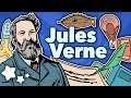 The History of Sci Fi - Jules Verne - Extra Sci Fi - #1 -  Extra Credits 2018