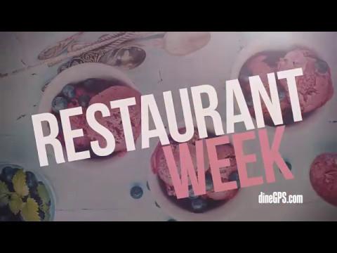 Greater Palm Springs Restaurant Week