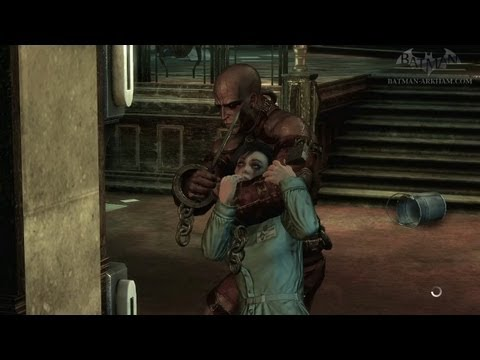 Batman: Arkham Asylum Walkthrough - Chapter 27 - Dr. Young in Danger