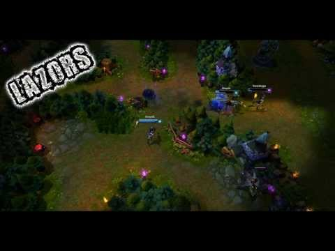LoL - SS Support Highlights 2
