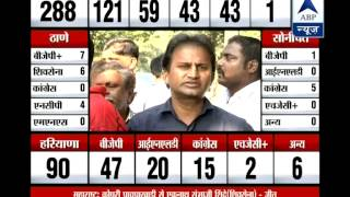 NCP ready to give outside support to BJP in Maharashtra - ABPNEWSTV