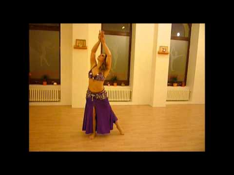 Satine - Bellydance Evolution Audition Germany 2012