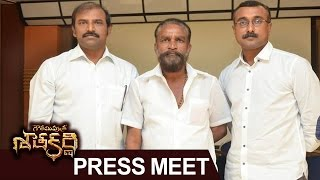 Gautamiputra Satakarni Producers Press Meet   TFPC - TFPC