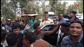 CM Chandrababu Naidu Aerial Survey in the Cyclone-affected Srikakulam District | CVR NEWS - CVRNEWSOFFICIAL
