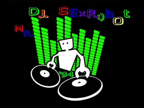 MR. DJ. SExR:)bOt- Crazy color world