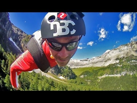 Lucid Dreams 2   Luke Hively   Wingsuit BASE Jumping   DBC