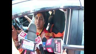 Day after Sadhvi Pragya FIR, BJP MP files papers as 'dummy' | Sumit Awasthi Tonight(23.04. - ABPNEWSTV
