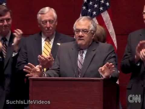 Rep. Barney Frank On The Radical Homosexual Agenda 