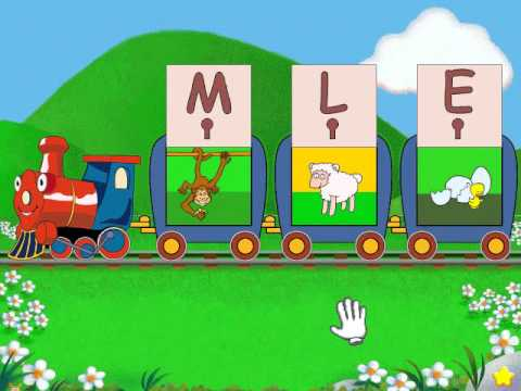 Reader Rabbit Toddler - Part 9: Alphabet Express