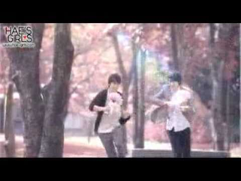 Super Junior 2011 CF - Donghae Kyuhyun 12plus Miracle CC Jewelry Powder