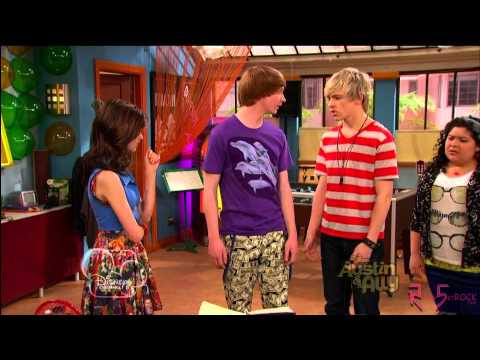 Austin & Ally - Ally's Goodbye Song [HD]