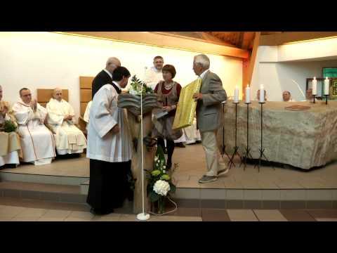 Praha - Strašnice - výročí posvěcení kostela