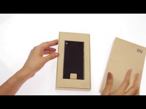 Xiaomi Mi3 Unboxing And Hands On Video