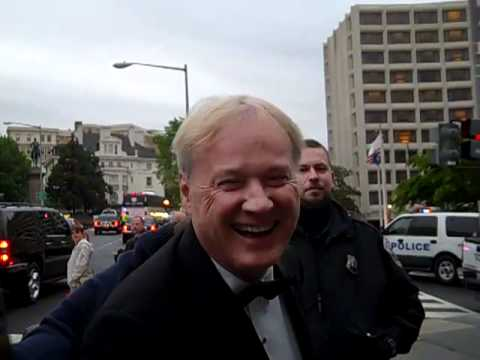 Chris Matthews Meets FreeRepublic 2012 WHCD