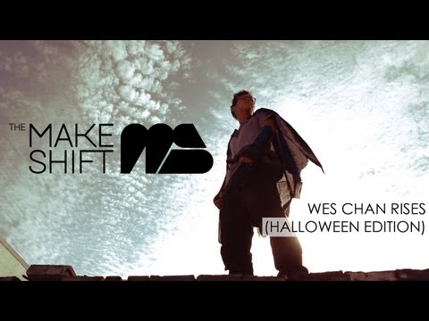 The MakeShift Ep. 6 - Wes Chan Rises (Halloween Edition)