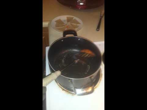 Making Spanish cinnamon twist.. by Djuan Rice