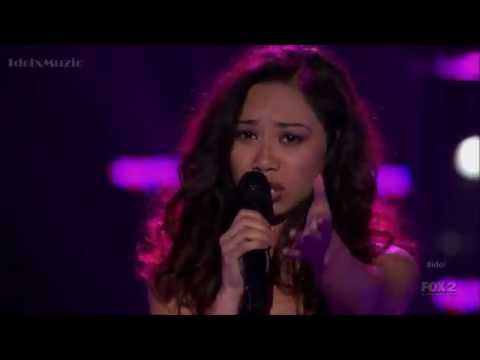 Jessica Sanchez - The Prayer - American Idol 2012 (Final Judgement)