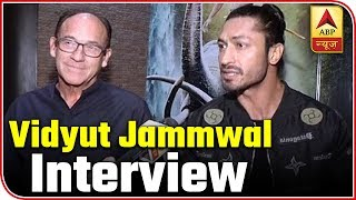 'Junglee' actor Vidyut Jammwal shares his experience working with Hollywood director Chuck - ABPNEWSTV