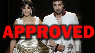 Katrina Kaif ACCEPTS her relationship with Ranbir Kapoor - TOP STORY!