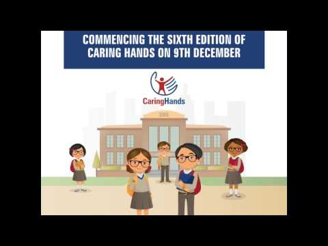Caring Hands journey so far!