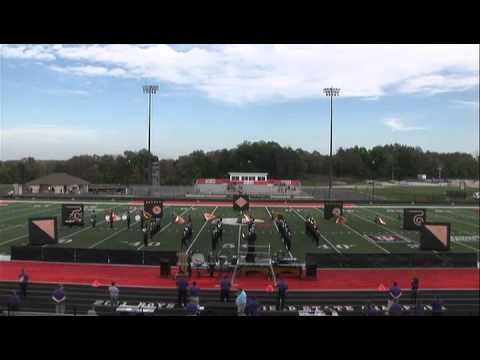 Pride of Paoli 2013 - Center Grove Invitational