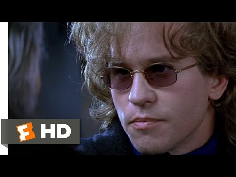 The Saint (3/9) Movie CLIP - Bruno the German (1997) HD