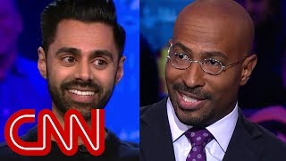 Van Jones to comic: Why are you still messing with the Saudis? - CNN