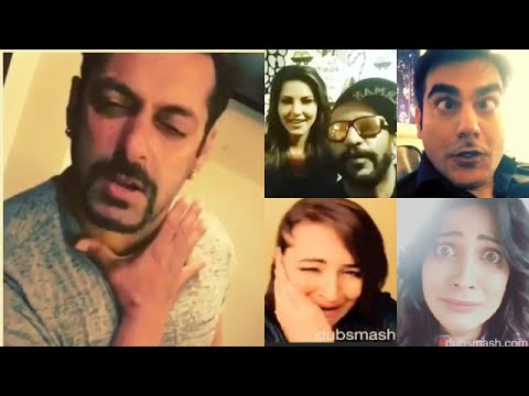 Bollywood Dubsmash Compilation 2015 | Salman Khan, Sunny Leone | Part 2 - عرب توداي