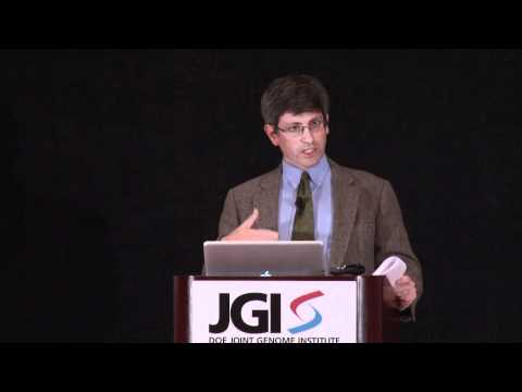 Carl Zimmer at the 2012 DOE JGI Genomics of Energy & Environment Meeting