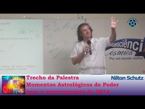 Nilton Schutz - Momentos Astrológicos de Poder para o Encerramento de 2014