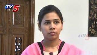 Bhuma Akhila Priya Unanimously Elected as Allagadda MLA : TV5 News - TV5NEWSCHANNEL