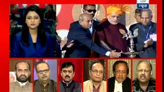 ABP News debate: BJP still needs Advani's-- Will Advani get another chance? - ABPNEWSTV