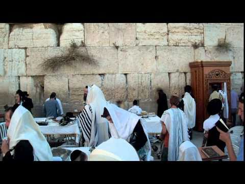 ISRAEL - Jerusalem, The Western Wall [HD] (16.09.2010)