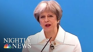 Russia Expels British Diplomats Amid Growing Tension After Former Spy Poisoning | NBC Nightly News - NBCNEWS