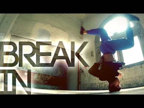 "Bboy Khalil ""Break in"" Legiteam Obstruxion 2012"