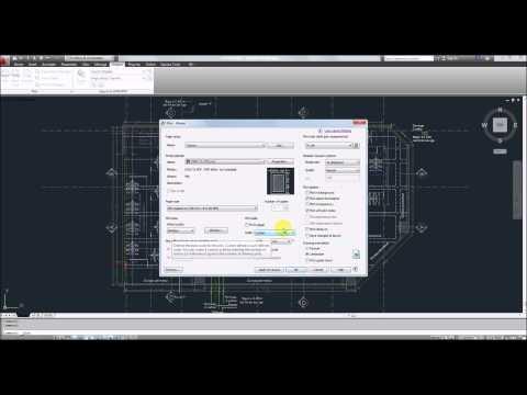 AutoCAD Tutorial Basico Starter 19 / Convertir de DWG a PDF Autocad
