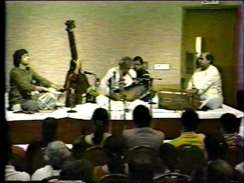 Pandit Jasraj and Ustad Zakir Hussain - 1987 - Purya