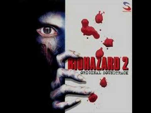 Resident Evil OST- Re2: Credit Line of Whole Staff