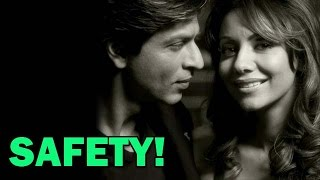 Shahrukh Khan's 'Bullet Proof's car for wife Gauri Khan! | Bollywood News