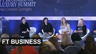 Tech companies disrupt luxury | FT Business - FINANCIALTIMESVIDEOS