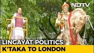 From Karnataka To London, Politics Over Lingayat Votes Takes A Giant Leap - NDTV
