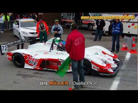 Bergrennen Oberhallau 2011 08 27 HD Hillclimb Lancia Delta S4 Papagna Gerspacher Erb Kadett GTE