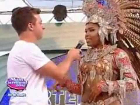 Nathália Araújo da Portela no Musa do Carnaval RJ 2012