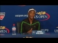 2010 US Open Press Conferences: Venus Williams (Third Round)