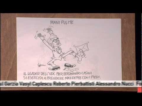 Le vignette di Vauro – di Vauro – quarta puntata – Servizio Pubblico