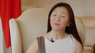 Unofficial Taiwan Residence Symbolizes New Outreach - VOAVIDEO
