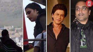 Big B & Fatima's Pic From 'Thugs Of Hindostan' Sets Leaked   SRK, Aditya Chopra's Film Gets Delayed? - ZOOMDEKHO